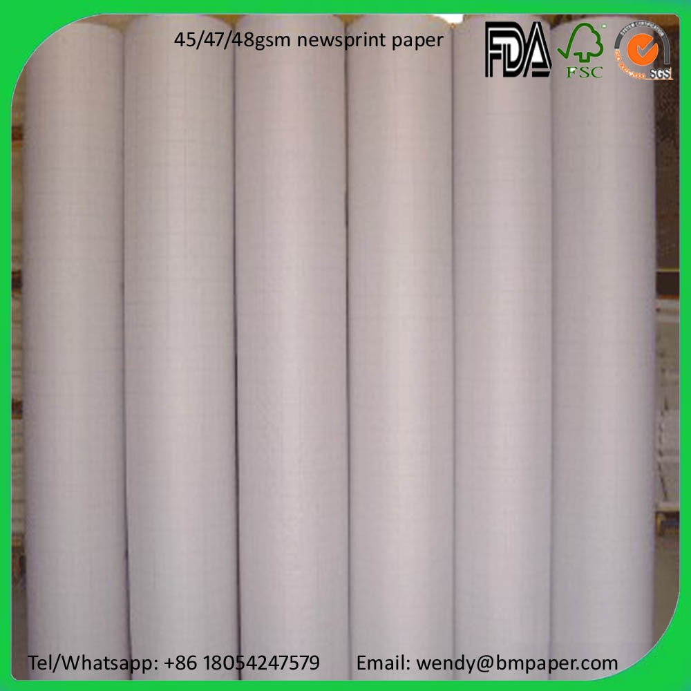 China Newsprint 42gsm