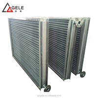Steam Stainless Steel Coil Heat Exchangers Finned Tube Heater Heat Radiators as Dryer In Boilers