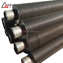 plate sprial heat exchanger for tobacco factory