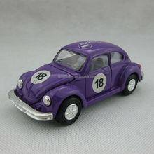 1:36 mini bettle car model vehicle toy