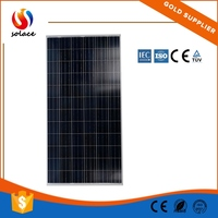 independent mono solar panel 100 watt with tuv certificate