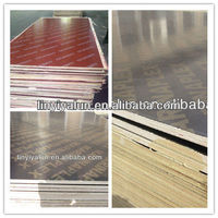 Phenolic Film Faced Shuttering Plywood For