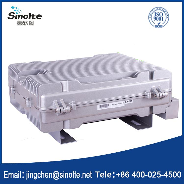 Sinolte-Factory Supply Remote software upgrade supported telephone 1.8 ghz TDD LTE integrated outdoor base station 80W