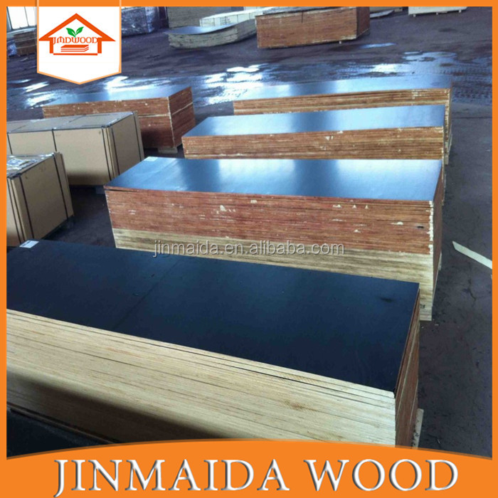 construction material brown film faced plywood used finger joint