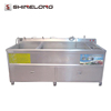 Kitchen Equipment Ultrasonic Commercial Vegetable Washer And Dryer