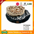 Various shape soft royal luxury dog bed