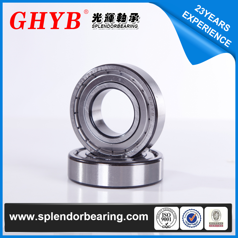 DEEP GROOVE BALL BEARING 16006 WITH HIGH QUALITY LOW PRICE LOW NOISE