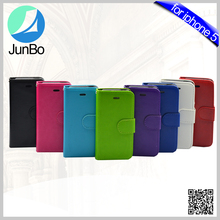 Unique Design Case Cover for iPhone 5s, Alibaba China Products Leather Flip Case for iPhone 5