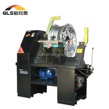 new condition high precision wheel alignment machine for rim rolling repair