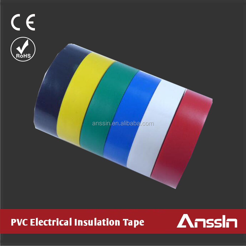 low moq custom printed electrical tape