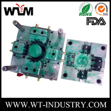 custom plastic inject mold/plastic enclosure injection molding/rapid prototype