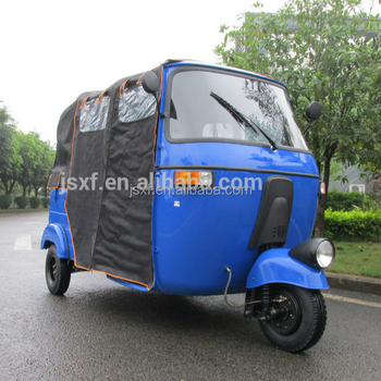 TVS STYLE TRICYCLE, RICKSHAW FOR PASSENGER