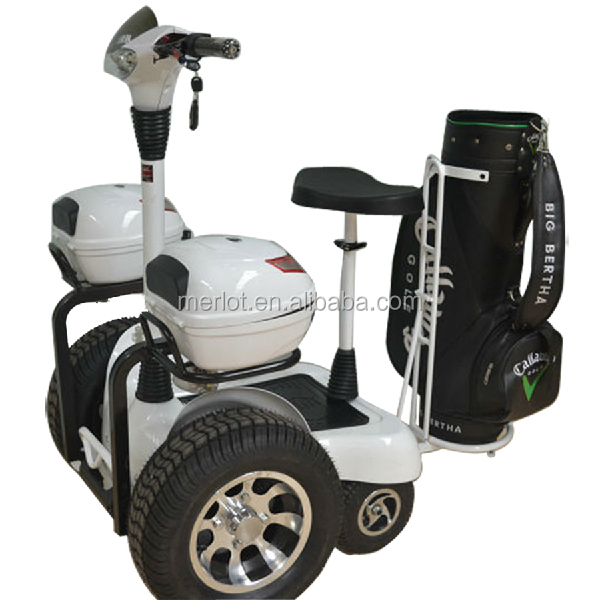 4 wheel self balance electric golf buggy for sale