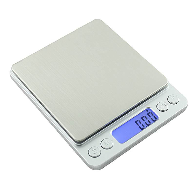Amazon Popular 100g 0.01g Digital Pocket Scale lcd Display Mini Gram Scale