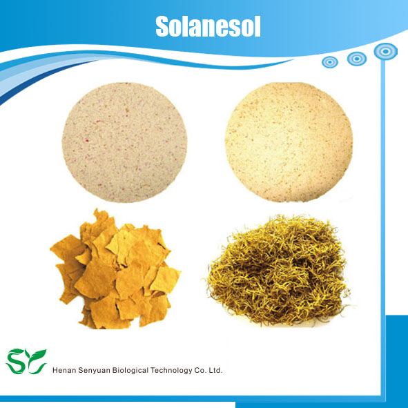 Factory supply solanesol powder,Tobacco Extract Powder Solanesol