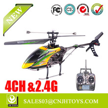 WL 2.4G 40CM Length Single Blade 4CH RC Helicopter V912 With LCD Controller