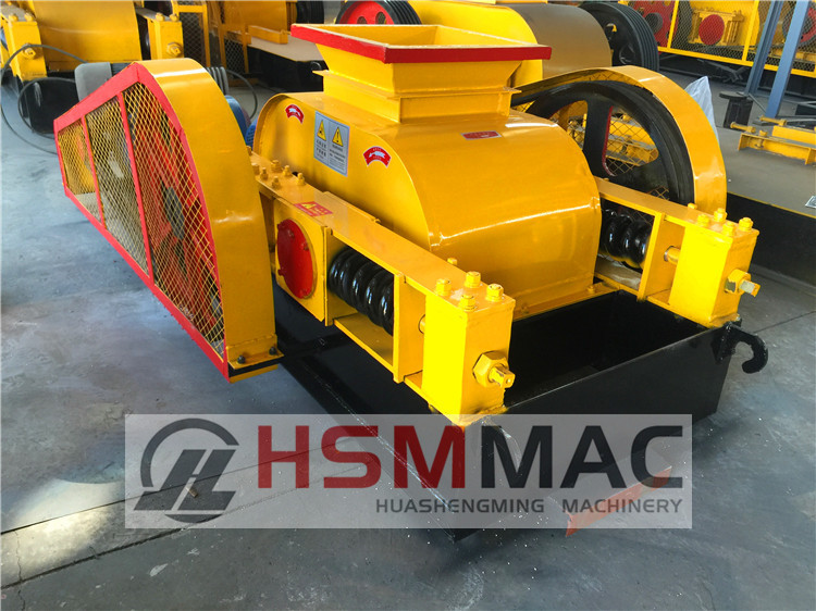 HSM The Clay Coal Double Roll Crusher For Sale