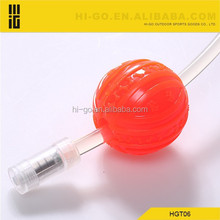 Low price High quality OEM Brand Top Fashion Hotter Promotion led pet toys flashing glow ball toy for dogs