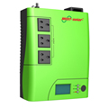 Offgrid solar inverter PV1100 Plus 1kw with manual pwm solar charge controller take cheap solar inverter price