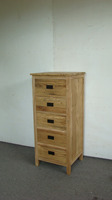 Antique vintage shabby chic furniture cabinet/chest of drawers