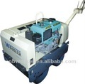 WKR600 walk behind road roller hydraulic drive water cooled diesel engine