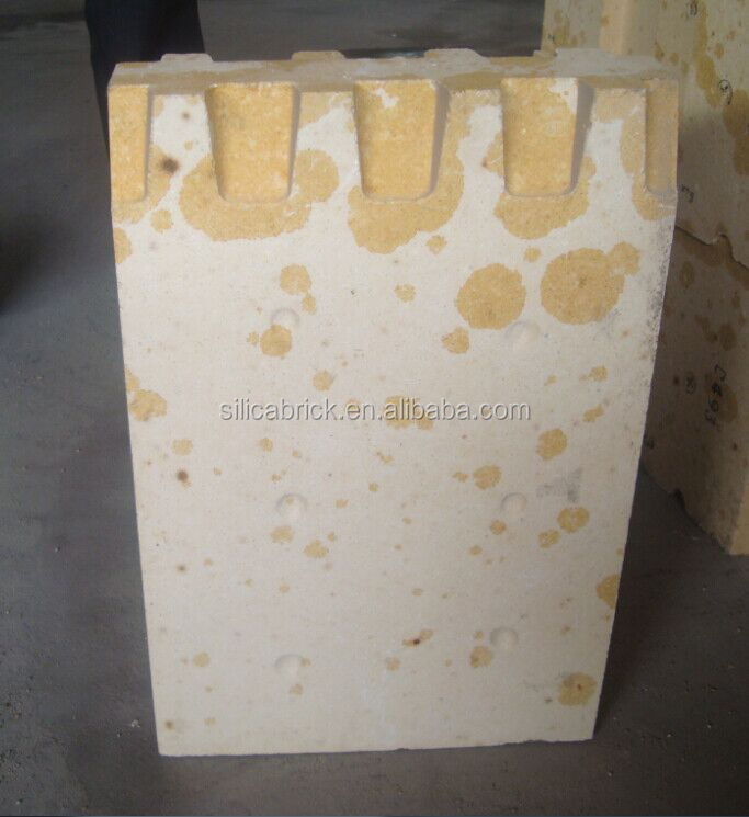 Silica refractory brick, fire rated silica, insulation material for heat furnace