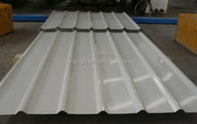 China supplier high quality ppgigi corrugated steel metal roofing