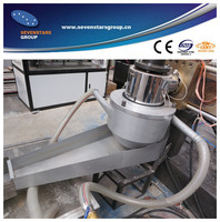 waste plastics granulation line/ waste plastics pelletizing line/ waste plastics pelletizer