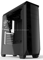 New design Acrylics Gaming Micro ATX pc case gaming