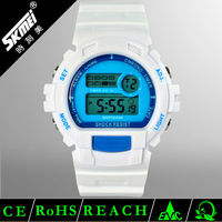 Fashionable cheap lovely plastic non metal watch