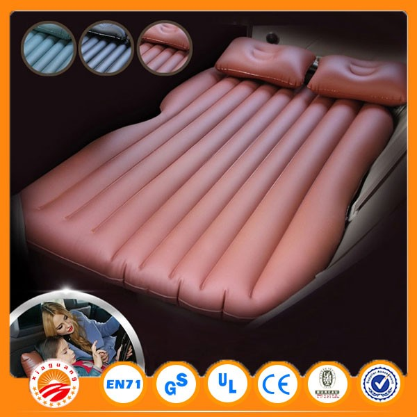 Inflatable air bed inflatable car mattress inflatable mattress for car