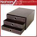 NAHAM Wholesale House 3 layers Storage Organizer Drawer
