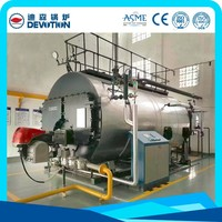 500kg to 20ton factory direct industrial oil gas fired steam boiler price