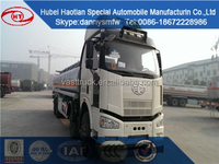 FAW 6x4 fuel delivery trucks,airport fuel trucks,price of delivery truck for sale new fuel tanker