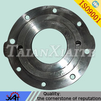 custom high quality carbon steel truck spare parts/ axle cap/connector