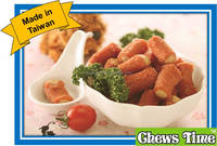 Chicken flavor sausage Pet's Snacks food for dogs