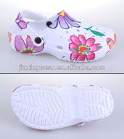 EVA injection summer shoes clogs light and comforatable 2013 new eva nurse shoes