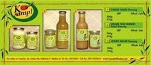 K sarap! Salad dressings and sauces