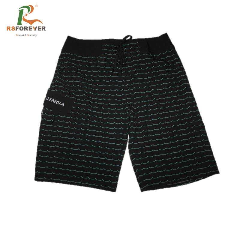 Swimming Short Men Sexy Board Shorts Pants Custom Board Shorts Surfing With Side Pocket