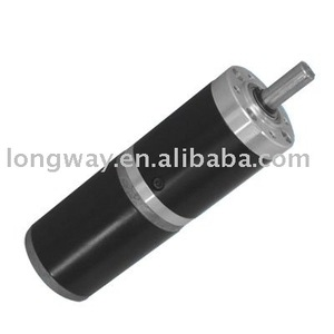 PM DC Planet GearMotor