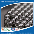 G100-G1000 carbon solid steel ball for Backing ring