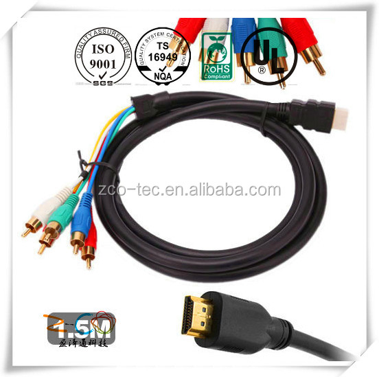 low price micro hdmi to rca cable