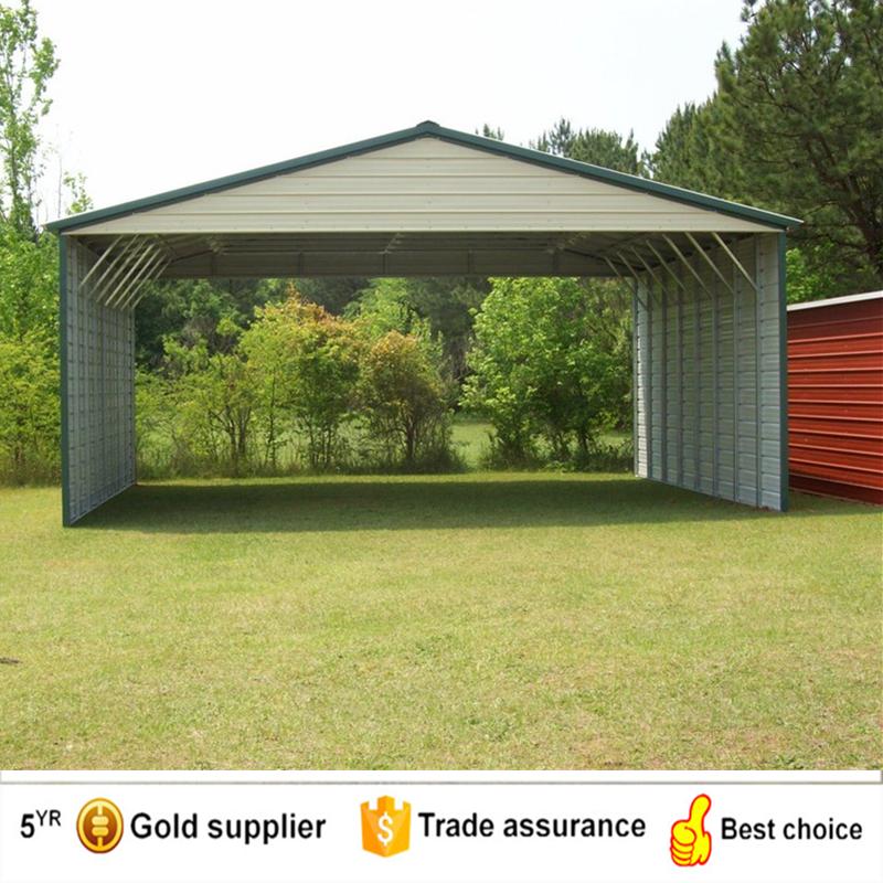 Venta al por mayor cobertizos metalicos para autos compre online los mejores cobertizos for Cobertizos metalicos para jardin