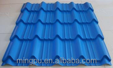 Full Hard S550GD+Z Galvanized Corrugated Metal Zinc Roofing Sheet