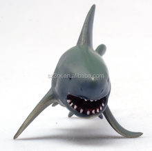 Professional Custom Shark Dolphin Plastic Animal Toys/ Wholesale Sea Animal Sets Making/Plastic Animal Figurine