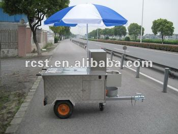 Utility Fast Food Cart