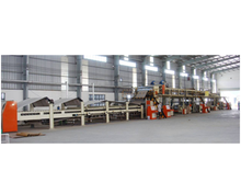 3/5/7 layer corrugated cardboard / corrugated cardboard productiong line