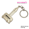 Wholesale Zinc Alloy London Bus Big Ben Keychain London Souvenir Key Holder
