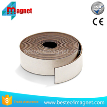 Flexible Strong Magnetic Tape, Thicker and Stronger Adhesive Back Magnet Strip for White Board
