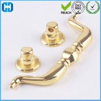 Wholesale Gold Drawer Pulls Handles Cabinet Knob Pull Handles Jewelry Box Handle